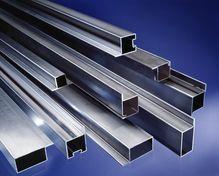 Systèmes de tubes d'acier profilés