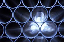 Gas- und Wasserleitungsrohre