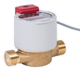Einstrahl-Warmwasserzähler