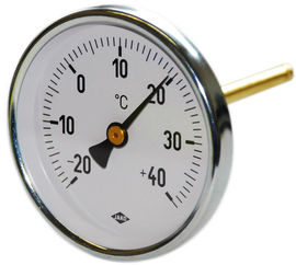 Kälte-Bimetall-Thermometer