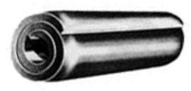 Spiralspannstifte A2