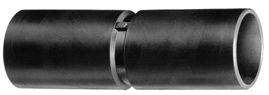 PE-LD Kabelschutz Doppelmuffen