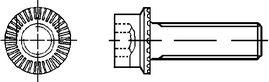 Zylinderschrauben mit Innensechskant