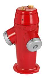 Hydranten Oberteile